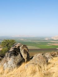 Photo of the San Joaquin Valley