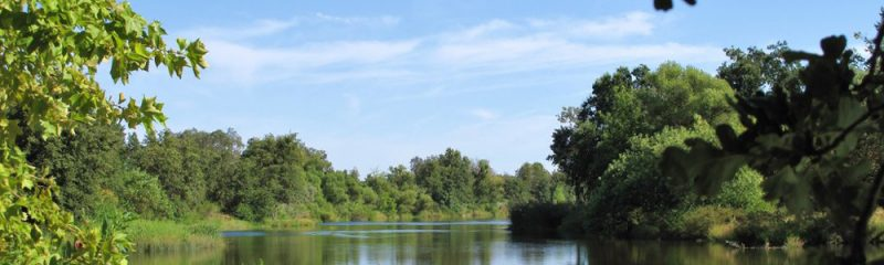 Photo of the San Joaquin River