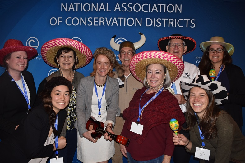 RCD and NRCS group photo