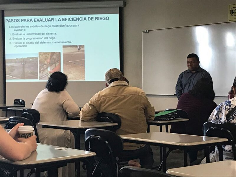 Cachuma RCD presentation at Small Farms Conference